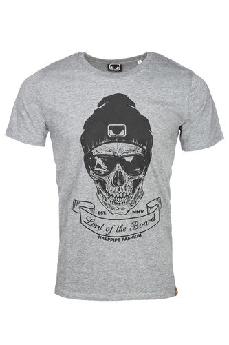 "HP TEE ""Lord of the Board"" grey"