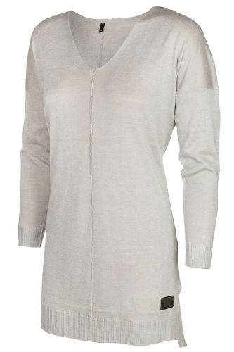 HP Oversize V Neck grey